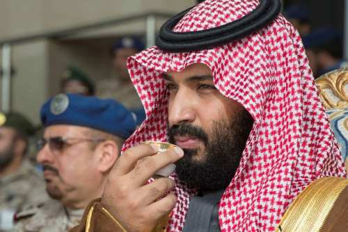 Saudi Arabia's Mohammad Bin Salman