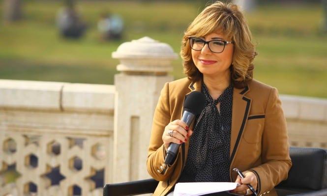 Lamis Elhadidy, Egyptian journalist