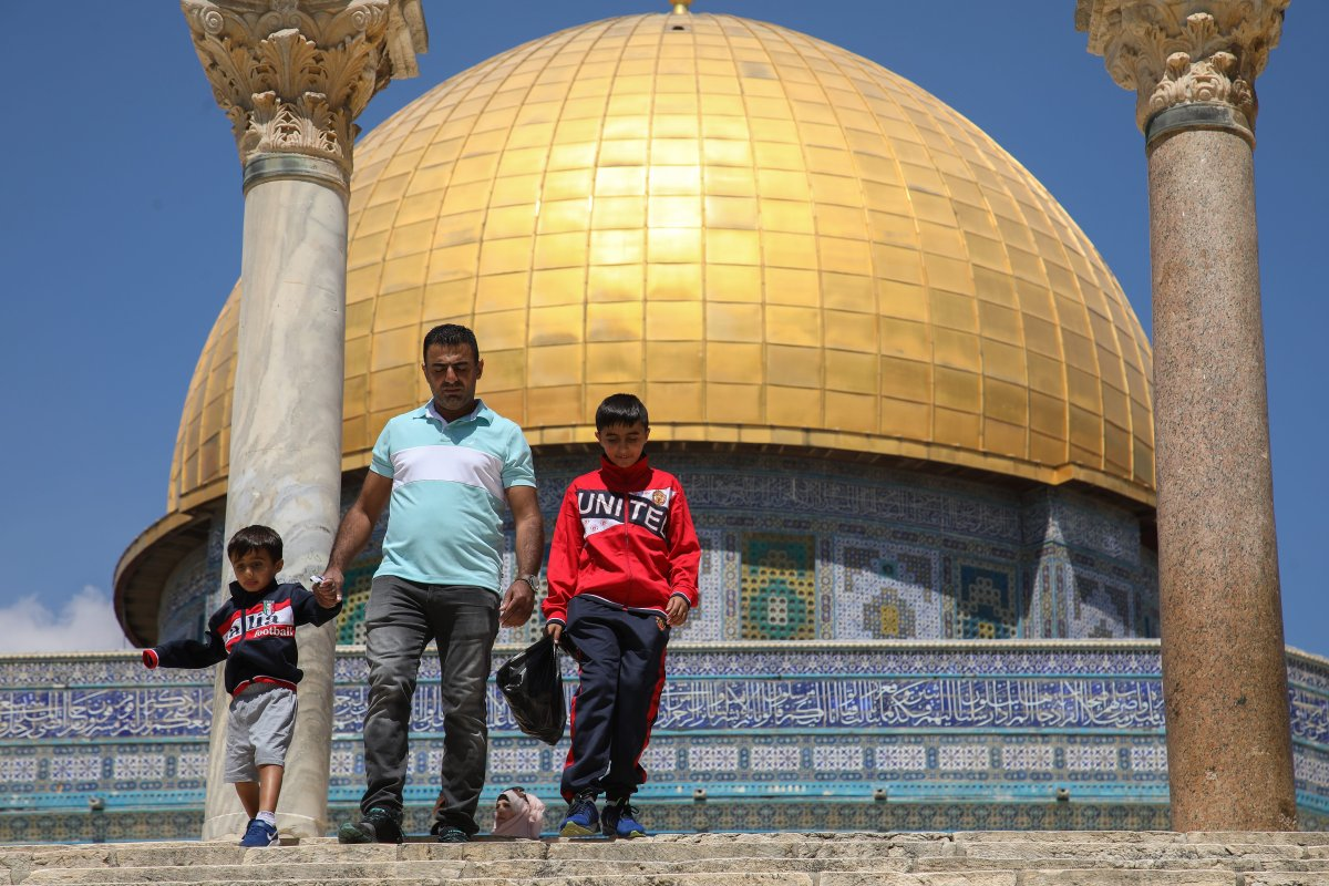 Al Aqsa Is On The Verge Of Destruction Middle East Monitor