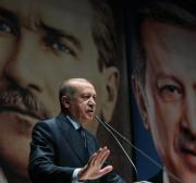 Turkey's Erdogan seeks better economic, political ties with Germany