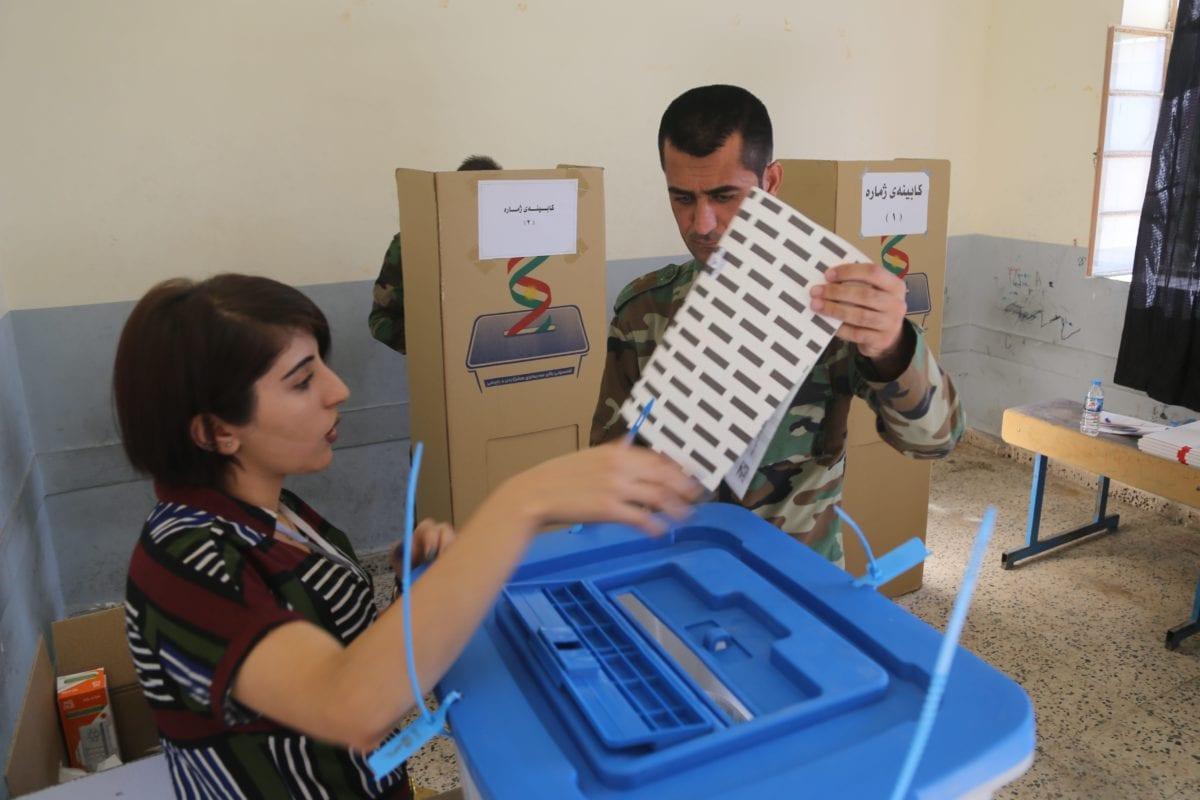 Image result for Kurdistan election