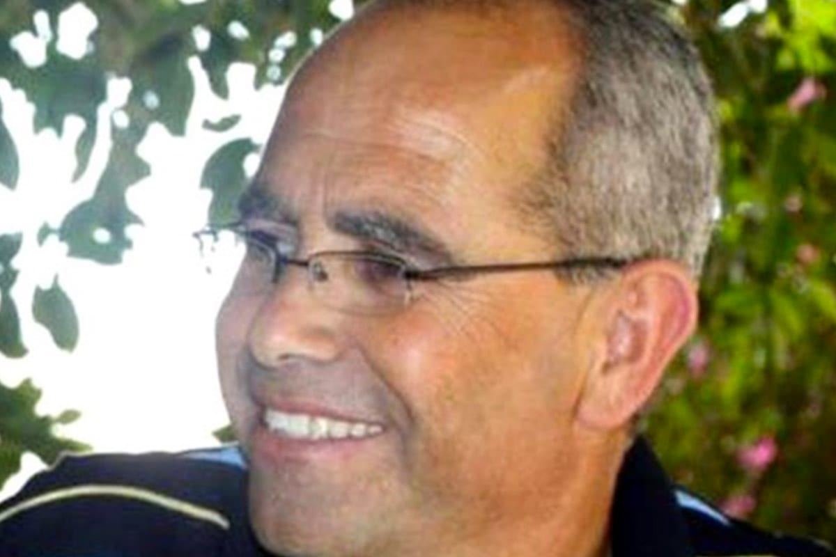 Ayman Nasser Karajeh, Palestinian human rights defender [Twitter]