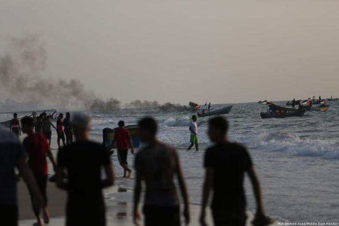 Gaza: Between the Devil and the Deep Blue Sea