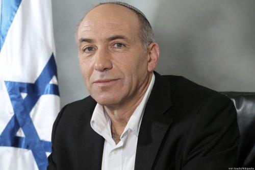Moti Yogev , Knesset member [miri tzachi/Wikipedia]