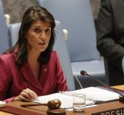 Haley's UN legacy adds to the international conspiracy against the Palestinians