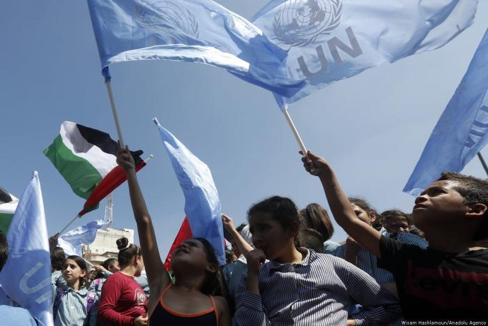 The UNRWA overcomes major cuts to its funding