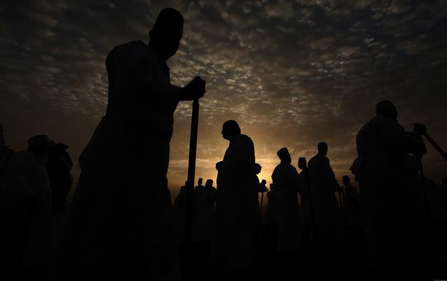 Sukkot marks the Exodus of the ancient Hebrew people from Egypt West Bank, 23 October 2018 [Shadi Jarar'ah/Apaimages]