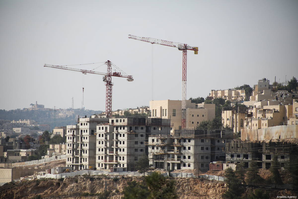 Israel approves large settlement in occupied Jerusalem