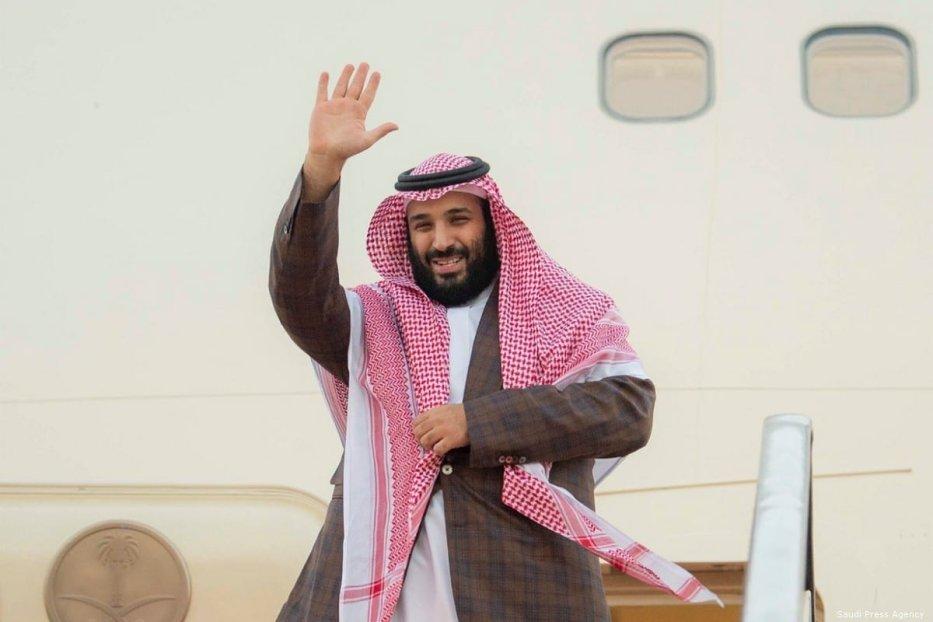 Saudi Arabia Crown Prince Mohammad Bin Salman in Saudi Arabia on 30 September 2018 [Saudi Press Agency]