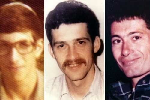 Israeli soldiers, Tzvi Feldman, Yehuda Katz and Zachary Baumel, went missing in Sultan Yacoub Battle during the Israeli invasion of Lebanon in 1982 [daniel grisaru/Twitter]