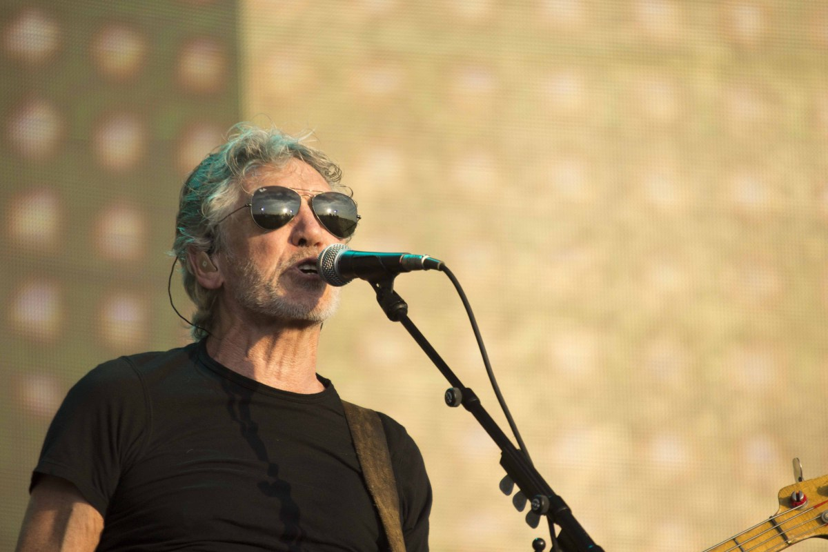 Roger Waters [William Parry/Middle East Monitor]