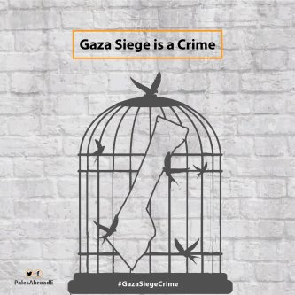 Gaza Siege is a Crime