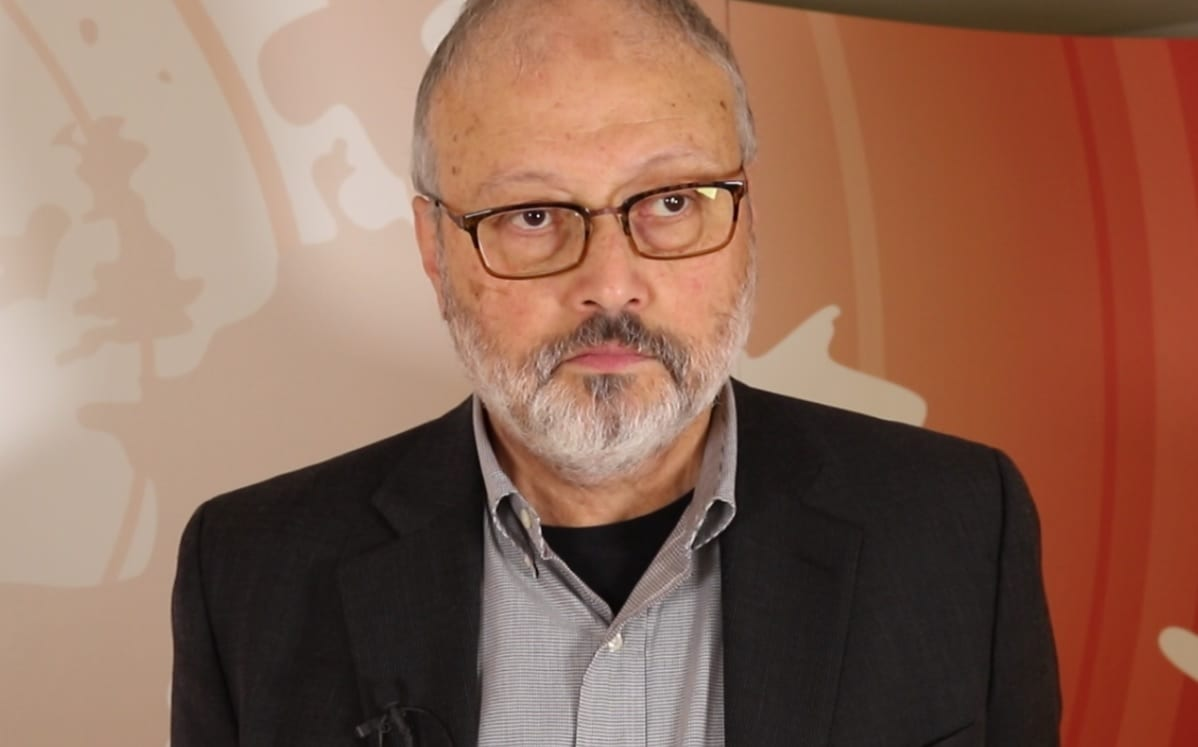 Image Result For Jamal Khashoggi