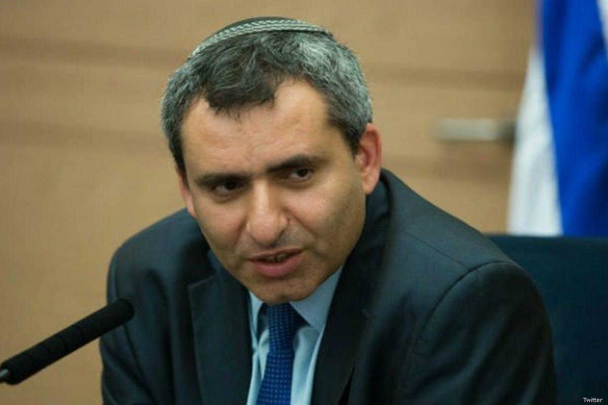 Jerusalem Affairs Minister Ze'ev Elkin [Twitter]
