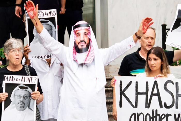 Khashoggi's killing and the rise of a mafia state
