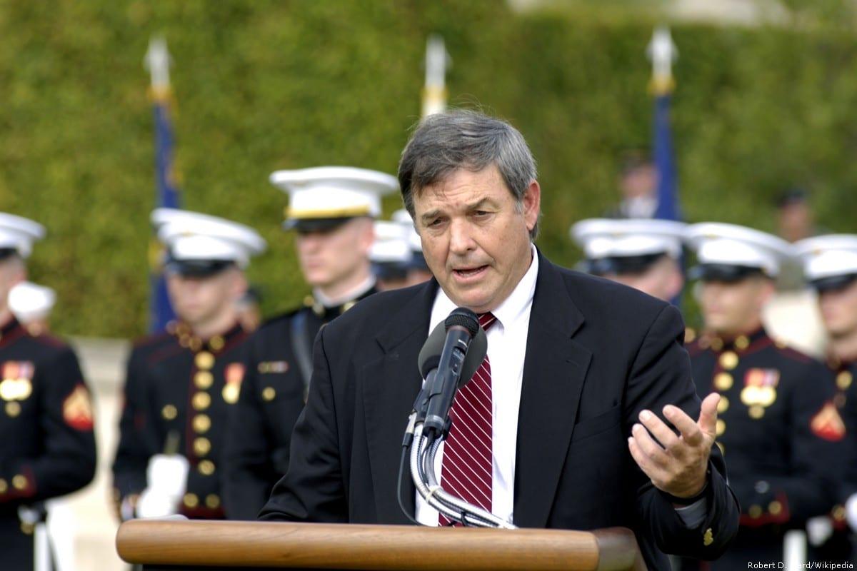 Republican Congressman Duncan D Hunter on 16 September 2010 [Robert D. Ward/Wikipedia]