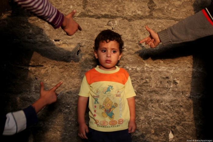 Leaving Palestinian children behind on World Children's Day