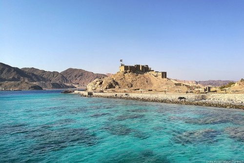 The Red Sea coast of Egypt [Yulia_P / 127 images/Pixabay]