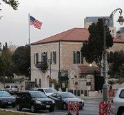 Biden to keep US embassy in Jerusalem but seek Palestinian state