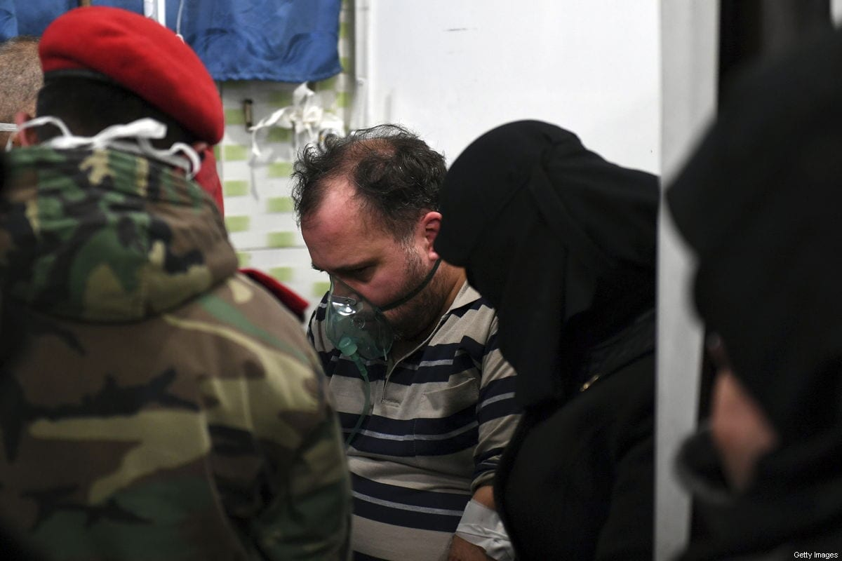 Russian Federation blames Syrian Islamist extremists for chlorine gas attack