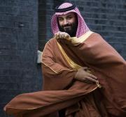 Trump says standing by Saudi crown prince despite pleas from Senate