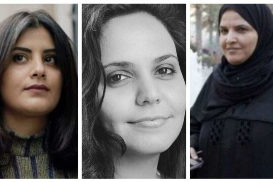 Amnesty said that the Saudi authorities had detained activists who defended women's right to drive — Loujain Al-Halloul, Eman Al-Nafjan, and Aziza Al-Yousef — for more than 100 days with neither charge nor trials [Twitter]