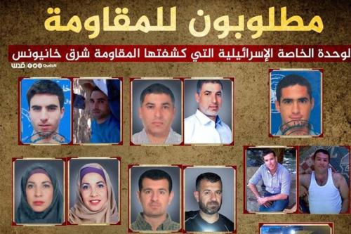 Israeli soldiers who infiltrated into Gaza, under the rouse of aid, was thought to have been aiming to murder commanders of Palestinian resistance units