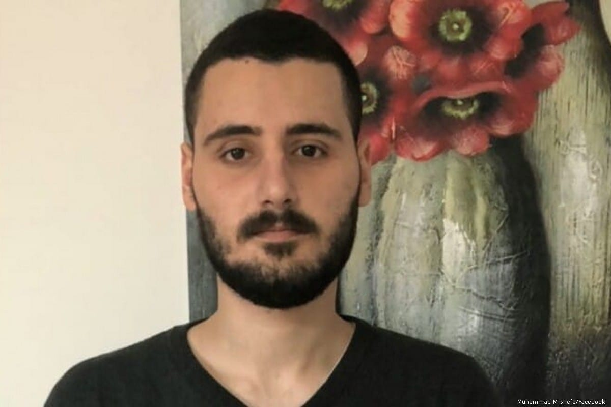 Adam Rafaelov, an Israeli jew, was sentenced to prison for his refusal to be to be conscripted