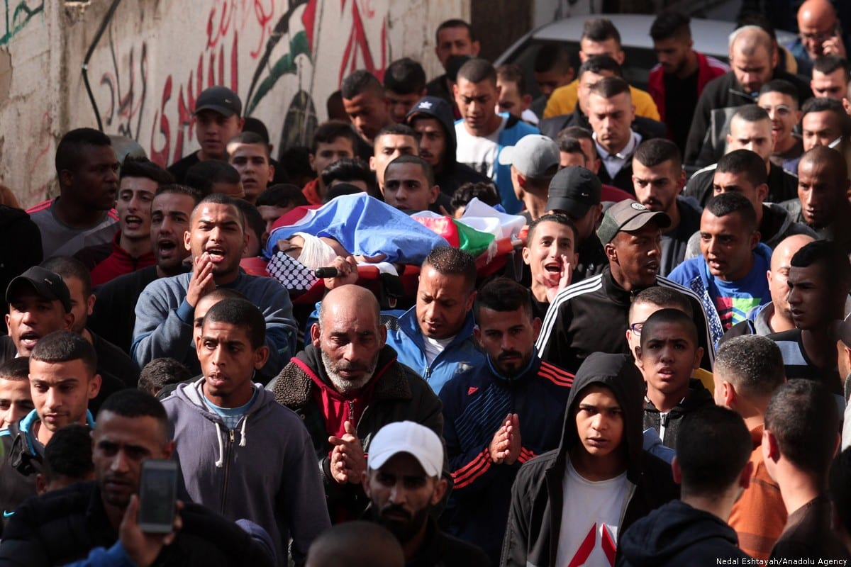 Calls for international investigation in to Israel's killing of Palestinian with learning difficulties