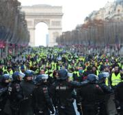 Where are the Gilets Jaunes in the Arab world?