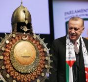 Erdogan: Israel tries to dim Islam's traces in Jerusalem