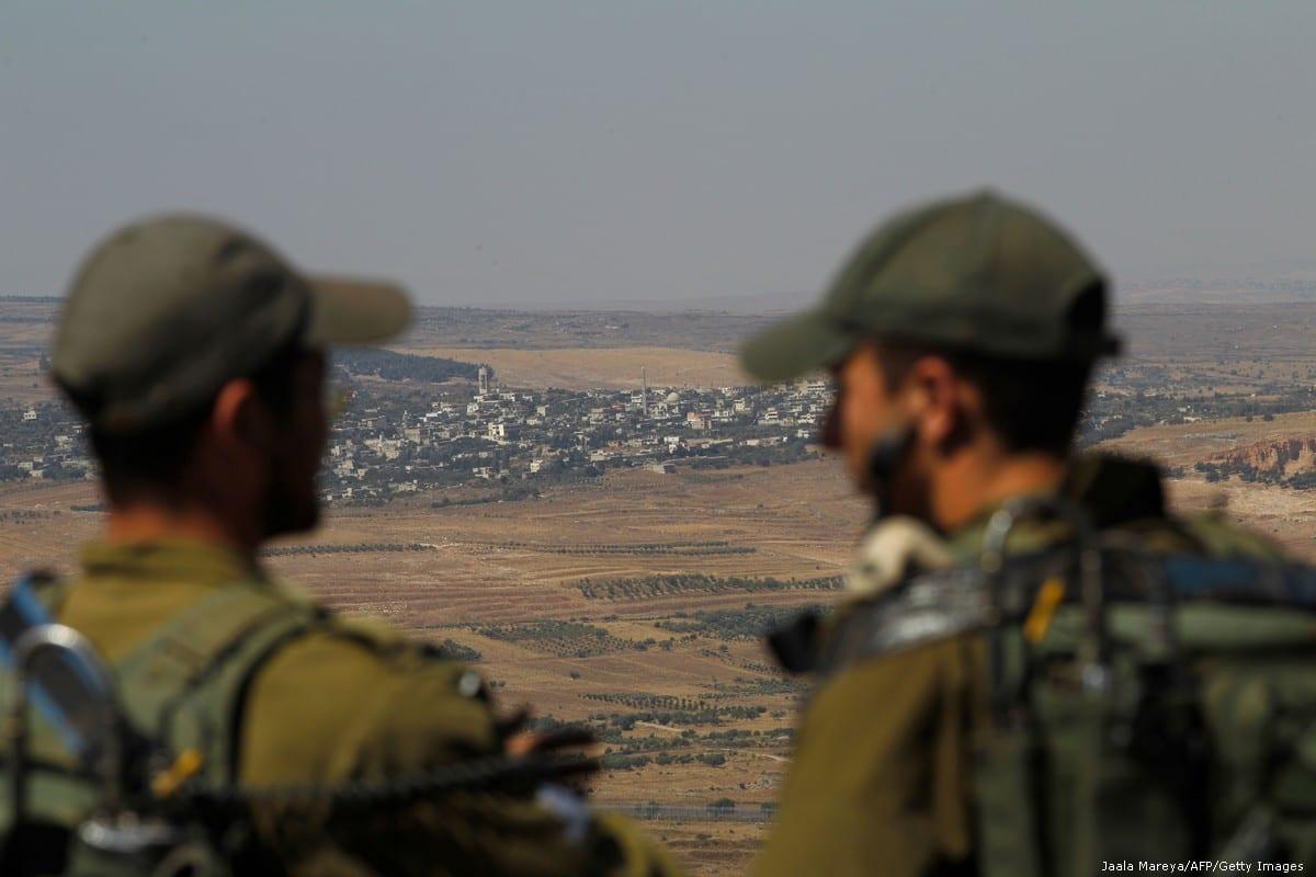 Israeli raids target Iranian weapons depots near Damascus