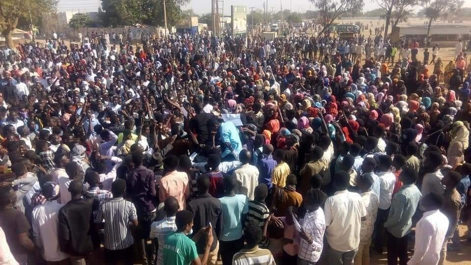 Dozens wounded as Sudan protests over price hikes reach Khartoum
