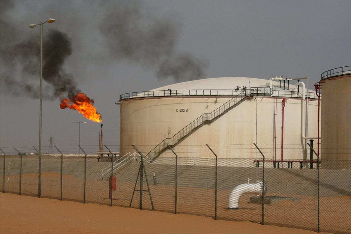 Sharara oil field Libya - Wikipedia