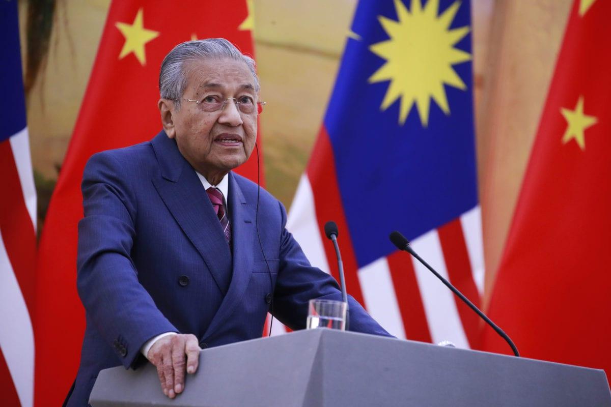 Mahathir Muhammad: Tidak ada tempat bagi atlet Israel di Malaysia!