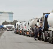 Tunisia oil tanker drivers begin sudden strike