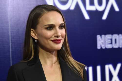 Natalie Portman attends premiere of Neon's 'Vox Lux' at ArcLight Hollywood on 5 December 2018 in Hollywood, California. [Alberto E. Rodriguez/Getty Images]