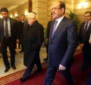 Ex-PM to hold Iraqi vice president post