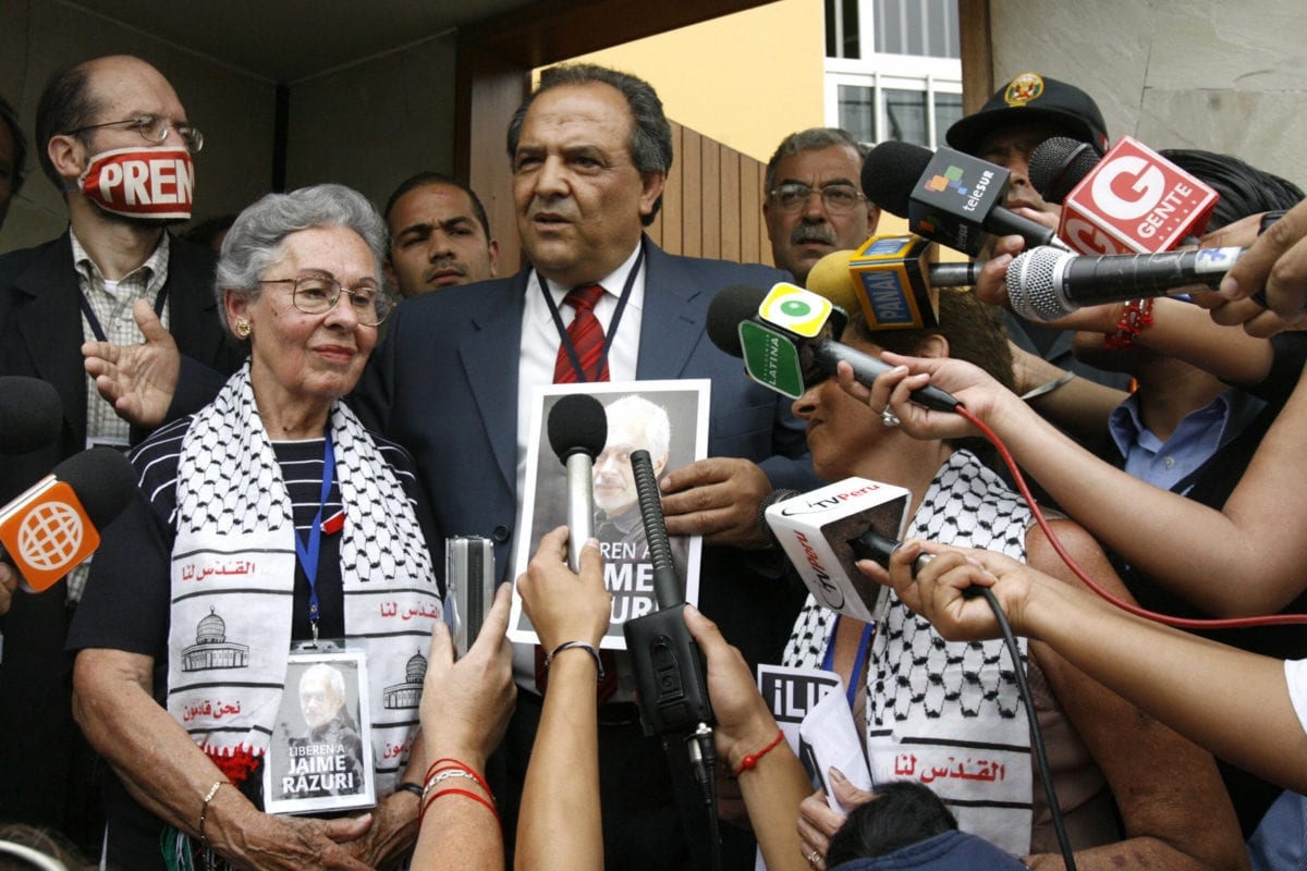 Uruguay affirms support for Palestinians rights