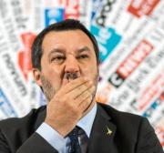 Italy's Salvini said what the international community knows it can't say: 'Support Israel'
