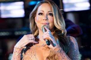 Singer and actress Mariah Carey [Twitter]