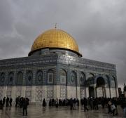 Jordan condemns Israel violations near Al-Aqsa Mosque