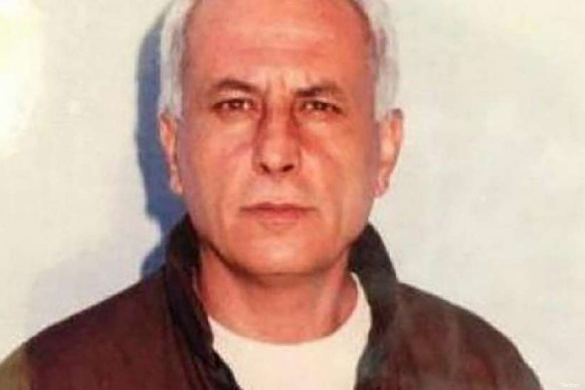 Karim Younis, the longest-serving political prisoner who has been incarcerated by Israel since 1983 [Ma'an News Agency]