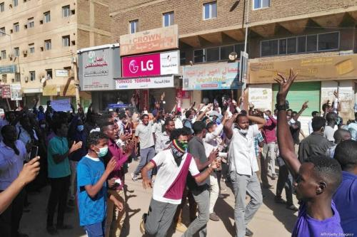 Protests rage on across Sudan as doctor and child are killed in violence