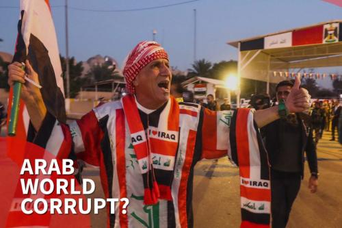 Arab states ranked amongst top 13 most corrupt in the world