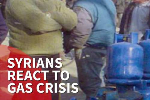 Thumbnail - Syria's cooking gas crisis