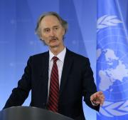 UN envoy to Syria: 'Serious discussions could open doors to political process'