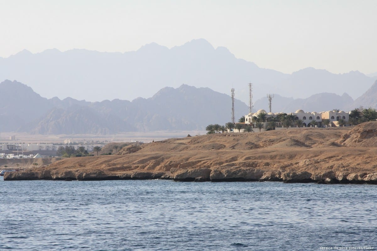 Sharm el-Sheikh is an Egyptian resort town between the desert of the Sinai Peninsula and the Red Sea.