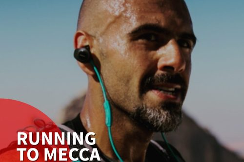 Thumbnail - The man running from Abu Dhabi to Mecca