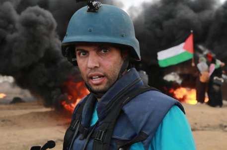MEMO Photographer Mohammed Asad [Safa News Agency]